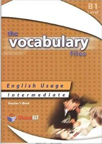 the vocabulary files intermediate - ISBN: 9781904663423