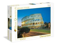 puzzle 1000 high quality collection roma colosseo - ISBN: 8005125394579