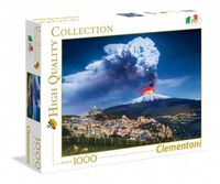 puzzle 1000 high quality collection etna - ISBN: 8005125394531