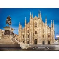 puzzle 1000 high quality collection milan - ISBN: 8005125394548