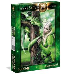 puzzle 1000 el anne stokes collection kindred spirits 39463 - ISBNx: 8005125394630