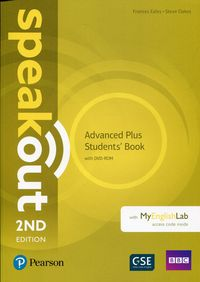 speakout advanced plus students book with dvd-rom - ISBNx: 9781292241517