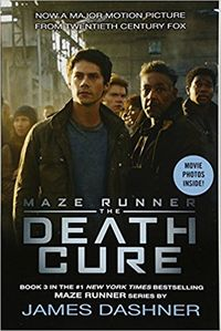 the death cure - ISBN: 9781524714451