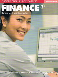 oxford english for careers finance 1 students book - ISBN: 9780194569934