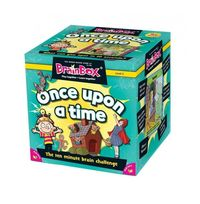 brainbox once upon a time - ISBN: 8590228031969
