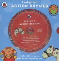 action rhymes collection - ISBN: 9780241353080