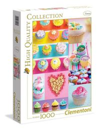 puzzle 1000 high quality collection sweet donuts - ISBN: 8005125394197