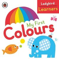 my first colours ladybird learners - ISBN: 9780723297093