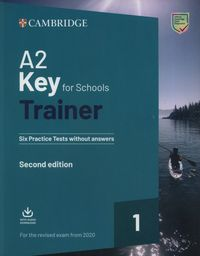 a2 key for schools trainer 1 for the revised exam from 2020 - ISBN: 9781108525817