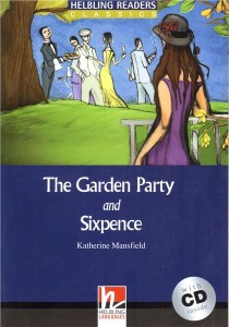 the garden party and sixpence z płytą cd - ISBN: 9783852720111