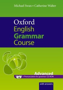 oxford english grammar course advanced sb w key pk cd-rom - ISBN: 9780194312509