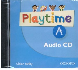 playtime a cl cd - ISBN: 9780194046510