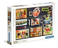 puzzle high quality collection sushi 500 - ISBN: 8005125350643