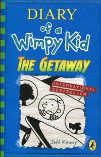 diary of a wimpy kid the getaway - ISBNx: 9780141385259