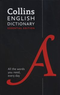 collins english essential dictionary - ISBN: 9780008309428