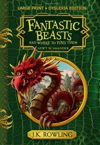 fantastic beasts and where to find them - ISBN: 9781408896945