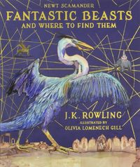 fantastic beasts and where to find them - ISBN: 9781408885260