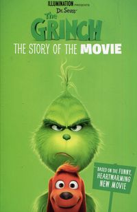 the grinch the story of the movie - ISBN: 9780008288303