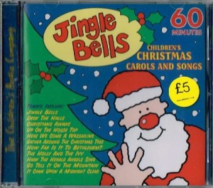 jingle bells cd audio - ISBN: 9781857812695
