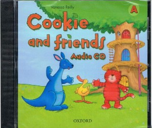 cookie and friends a cl cd - ISBN: 9780194070041