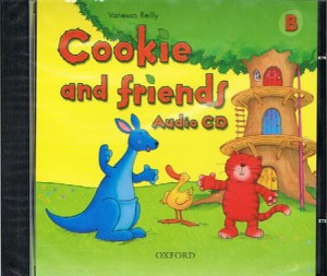 cookie and friends b cl cd - ISBN: 9780194070058