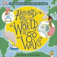 around the world in 80 ways - ISBN: 9780241341605
