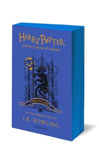 harry potter and the prisoner of azkaban ravenclaw edition - ISBN: 9781526606198