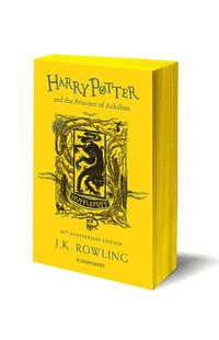 harry potter and the prisoner of azkaban hufflepuff edition - ISBN: 9781526606211