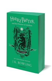 harry potter and the prisoner of azkaban slytherin edition - ISBN: 9781526606235