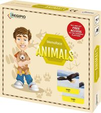 memorace animals - ISBNx: 5903111818616