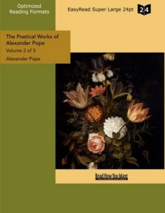 the poetical works of alexander pope v 2 - ISBNx: 9781427030672