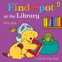 find spot at the library - ISBNx: 9780241365694