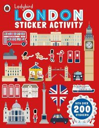 london sticker activity - ISBN: 9780241370780