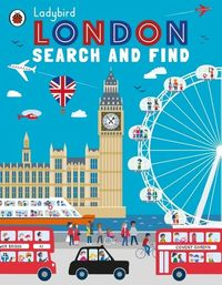 london search and find - ISBN: 9780241370773