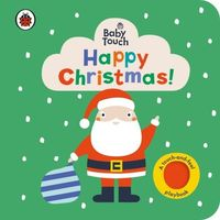 baby touch happy christmas - ISBNx: 9780241406960