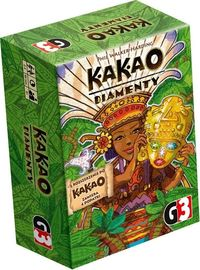kakao diamenty - ISBN: 5906395350315