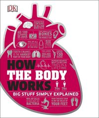 how the body works - ISBN: 9780241188019