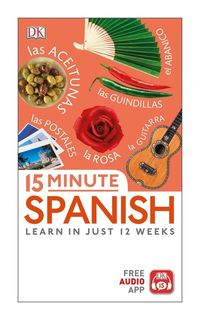 15 minute spanish - ISBN: 9780241327371