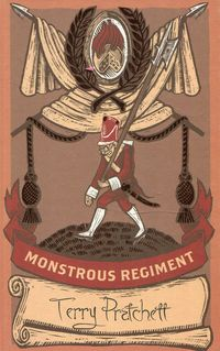 monstrous regiment - ISBNx: 9780857525055