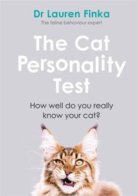 the cat personality test - ISBNx: 9781529105278