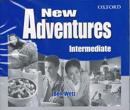 Adventures New Intermediate Class Audio CD(4) wersja polska