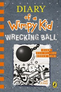 diary of a wimpy kid wrecking ball - ISBNx: 9780241412039