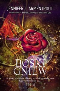 covenant tom 3 boski gniew - ISBN: 9788380759206